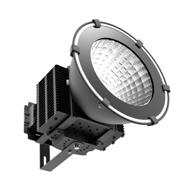 Cloche Industrielle LED