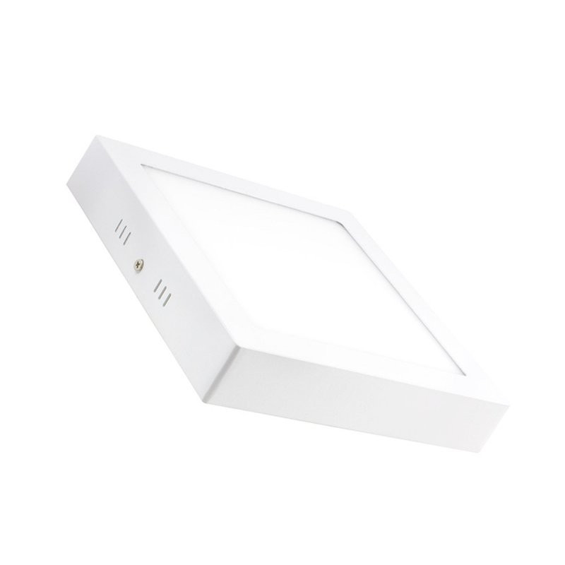 Plafonnier LED Carré 18W