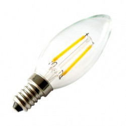 Ampoule LED E14 Filament Classic C35