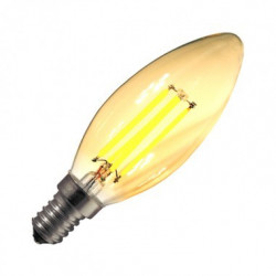 E14 Variable Filament Classic Gold C35 3W