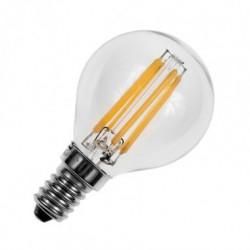 E14 Dimmable Filament Sphère G45 3W